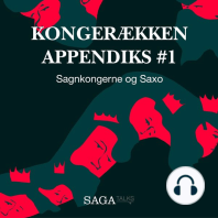Sagnkongerne og Saxo - Kongerækken Appendiks 1 (uforkortet)