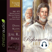 Reformation Heroes Volume One
