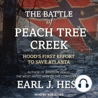 The Battle of Peach Tree Creek
