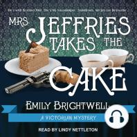Mrs. Jeffries Takes the Cake