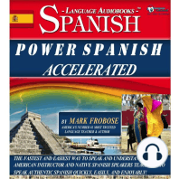 Power Spanish Accelerated