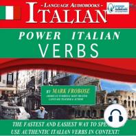 Power Italian Verbs
