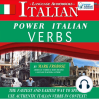 Power Italian Verbs