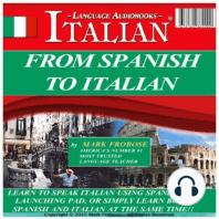 From Spanish To Italian