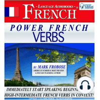 Power French Verbs