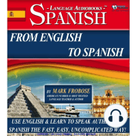 From English to Spanish