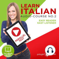 Learn Italian - Audio-Course No. 2