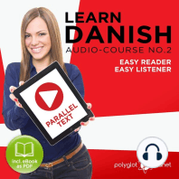 Learn Danish - Audio-Course No. 2