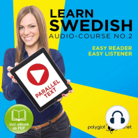 Learn Swedish - Audio-Course No. 2