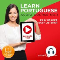 Learn Portuguese - Audio-Course No. 3