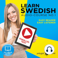 Learn Swedish - Audio-Course No. 1