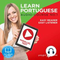 Learn Portuguese - Audio-Course No. 1