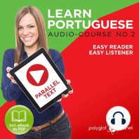 Learn Portuguese: Easy Reader, Easy Listener