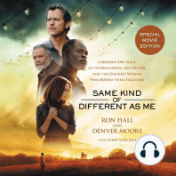 Same Kind of Different As Me Movie Edition