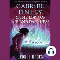 Gabriel Finley and the Lord of Air and Darkness