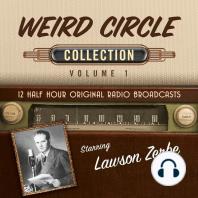 The Weird Circle, Collection 1