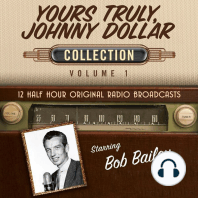 Yours Truly, Johnny Dollar, Collection 1