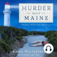 Murder Most Maine