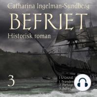 Befriet - Braendemaerket-trilogien 3 (uforkortet)