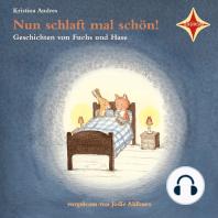 Nun schlaft mal schön! - Geschichten von Fuchs und Hase