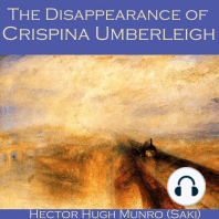 The Disappearance of Crispina Umberleigh