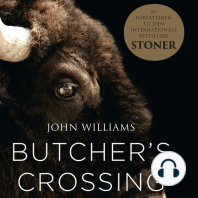 Butcher's Crossing (Ungekürzt)