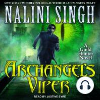 Archangel's Viper: A Guild Hunter Novel