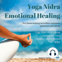 Yoga Nidra Emotional Healing