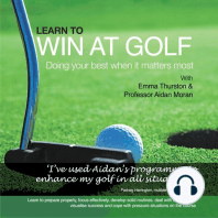Learn to Win at Golf