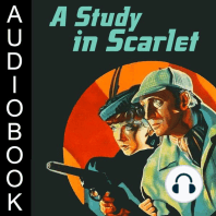A Study in Scarlet