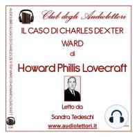 Caso Di Charles Dexter Ward, Il