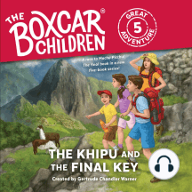 The Khipu and the Final Key: A race to Machu Picchu! The final book in a new five-book series!