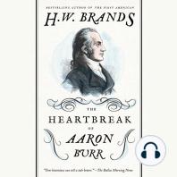 The Heartbreak of Aaron Burr