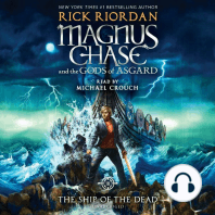 Magnus Chase and the Gods of Asgard, Book 3