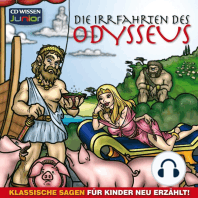 Die Irrfahrten des Odysseus