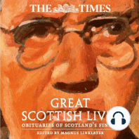 The Times Great Scottish Lives