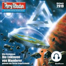 """Perry Rhodan 2919: Die Enklaven von Wanderer: Perry Rhodan-Zyklus """"Genesis"""""""