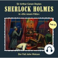 Sherlock Holmes, Die neuen Fälle, Fall 32