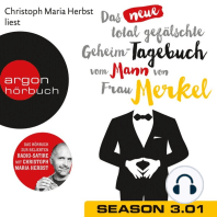Das neue total gefälschte Geheim-Tagebuch vom Mann von Frau Merkel, Season 3, Folge 1