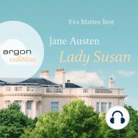 Lady Susan (Ungekürzte Lesung)