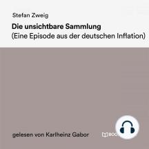 Die unsichtbare Sammlung: Eine Episode aus der deutschen Inflation