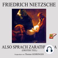 Also sprach Zarathustra (Erster Teil)