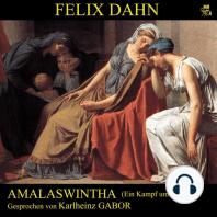 Amalaswintha (Ein Kampf um Rom 3)