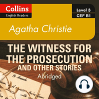 Witness for the Prosecution and other stories