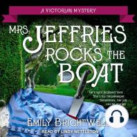 Mrs. Jeffries Rocks the Boat