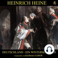 Deutschland - Ein Wintermärchen