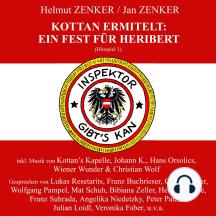 Kottan ermittelt: Ein Fest für Heribert (Hörspiel 1)