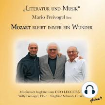 Mozart Bleibt Immer Ein Wunder