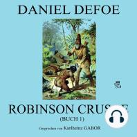 Robinson Crusoe (Buch 1)