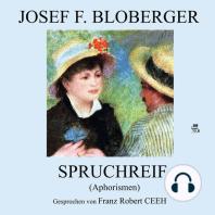 Spruchreif (Aphorismen)